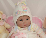 BiBi Reborn Vinyl Doll Kit by Elly Knoops