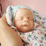 Butterbean Reborn Vinyl Doll Kit by Cassie Brace