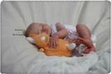Everlee Reborn Vinyl Doll Kit by Doris Moyers Hornbogen