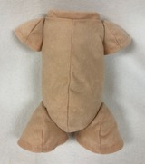 "German Doe Suede Body for 17-18"" Dolls 3/4 Jointed Arms 3/4 Jointed Legs #1492GF"