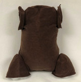 """German Doe Suede Body for 20-21"""" Dolls Full Jointed Arms 3/4 Jointed Legs #1640GE"""