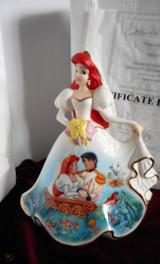 Disney Ariel's Wish Bell Figurine
