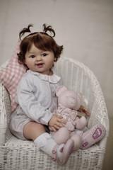 Catalina Reborn Vinyl Toddler Doll Kit by Ping Lau