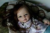 Pearl  Reborn Vinyl Doll Kit by Shawna Clymer
