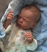 Owen Francis Reborn Vinyl Doll Kit by Laura Tuzio Ross