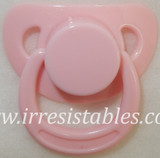 Magnetic Pacifier for Newborn and Toddler Dolls Baby Pink