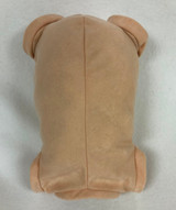 """German Doe Suede Body for 19-21"""" Dolls Full Unjointed Arms Full Jointed Legs #570GF"""