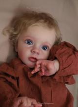 Missy Limited Edition  Reborn Vinyl Doll Kit by Natali Blick