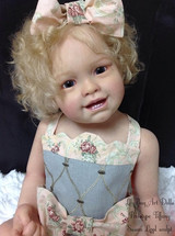 Tifany Doll Kit by Susan Lippl Close Out Price!