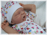 Kylie Mini Vinyl Reborn Doll Kit by Stephanie Sullivan