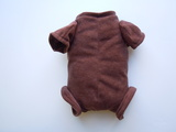 "Doe Suede Ethnic Body for 26"" Dolls 3/4 Jointed Arms Full Jointed Legs #512GE"