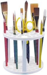 Paint Brush Holder & Drying Rack