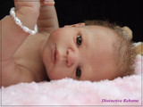 Victoria Reborn Vinyl Doll Kit by Sheila Michael