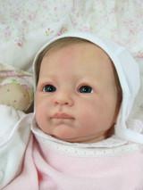 Andrea Reborn Vinyl Doll Kit by Linde Scherer