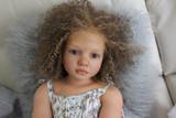 Aloenka Reborn Vinyl Doll Kit by Natali Blick
