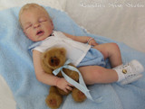 Henry Reborn Vinyl Doll Kit by Sheila Michael