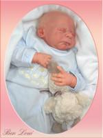 Ben Loui Reborn Vinyl Doll Kit by Elisa Marx