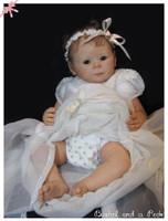 Marley Reborn Vinyl Doll Kit by Ann Timmerman
