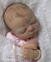 Riley Vinyl Reborn Doll Kit by Sheila Michael LDC Dolldreams