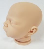 Julie Reborn Vinyl Doll Head by Adrie Stoete Mix & Match - HEAD ONLY