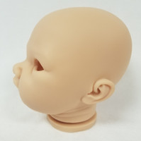 Lisa Reborn Vinyl Doll Head by Adrie Stoete Mix & Match