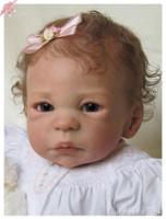 Eliza Vinyl Doll Kit by Sheila Michael