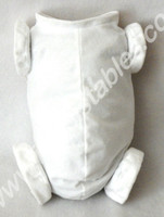 "German Doe Suede Body for 22-24"" Dolls: Full Jointed Arms Full Jointed Legs #501GW"