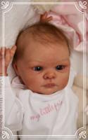 Jill Reborn Vinyl Doll Head by Adrie Stoete Mix & Match - HEAD ONLY