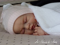 Lovelyn Sleeping Reborn Vinyl Doll Kit by Ping Lau