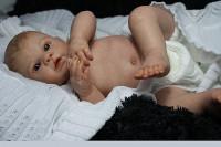 Aylin Vinyl Reborn Doll Kit by Regina Swialkowski