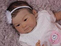 Cai Vinyl Reborn Doll Kit by Ping Lau