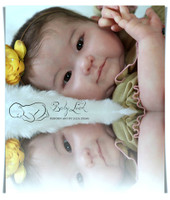 Cai Vinyl Reborn Doll Kit by Ping Lau