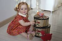 Cammi Reborn Vinyl Doll Kit by Ping Lau