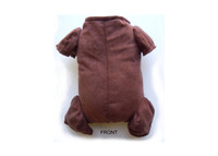 """Doe Suede Ethnic Body for 19-21"""" Dolls 3/4 Jointed Arms 3/4 Jointed Legs #1273GE"""