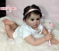Julieta Reborn Vinyl Toddler Doll Kit by Ping Lau