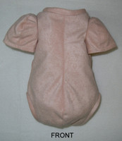 "Doe Suede Body for 17-18"" Dolls 3/4 Jointed Arms Full Unjointed Front Legs #1620"