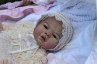 Lovelyn Awake Reborn Vinyl Doll Kit by Ping Lau