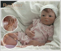 Pauline Reborn Doll Kit by Gudrun Legler