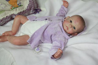 Astrid Reborn Vinyl Doll Kit by Sandra Maxwell
