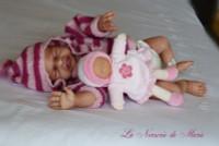 Malou Reborn Vinyl Doll Kit by Sabine Hansen