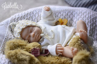 Isabella Reborn Vinyl Doll Kit by Nikki Johnston SOLD OUT