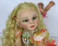 Venera Fantasy Elf Reborn Vinyl Doll Kit by Olga Tschenskaja