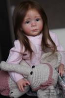 Hedi Standing Toddler Reborn Vinyl Doll Kit by Karola Wegerich