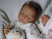 Angelo Reborn Vinyl Doll Kit by Linde Scherer