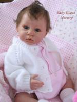 Anna Maria Reborn Vinyl Doll Kit by Linde Scherer