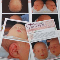 Special Techniques Tutorial: Newborn Baby Faces Photo Guide