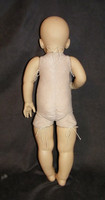 """Doe Suede Body for 27"""" Dolls Full Un-Jointed Arms 7/8 Jointed Legs #2021GF"""