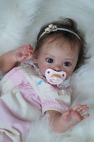Princess Adelaide Reborn Vinyl Doll Kit by Andrea Arcello SOLD OUT
