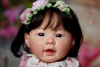 Mei Lien Reborn Vinyl Doll Kit by Ping Lau