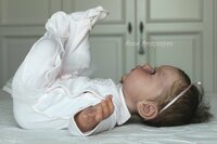 Olive Reborn Vinyl Doll Kit by Ping Lau